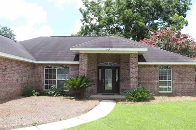 Foley Single Family Home For Sale: 504 Orchard Lane