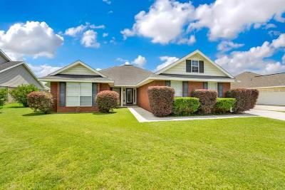 Fairhope Single Family Home For Sale: 9750 Chariot Avenue