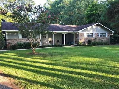 Fairhope AL Single Family Home For Sale: $299,500