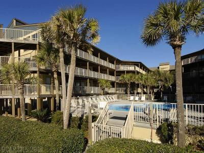 Gulf Shores, Orange Beach Condo/Townhouse For Sale: 1069 W Beach Blvd #6B