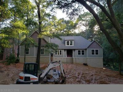 Fairhope Single Family Home For Sale: 21780 Country Woods Drive