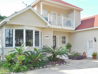 Gulf Shores AL Single Family Home For Sale: $349,500