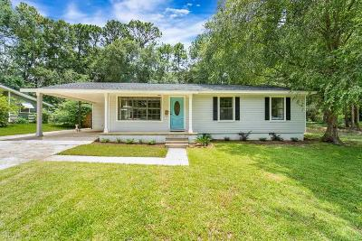 Fairhope Single Family Home For Sale: 702 Johnson Avenue