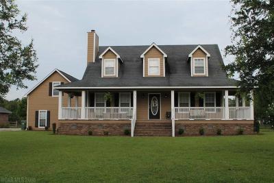 Baldwin County Single Family Home For Sale: 21705 1st Street