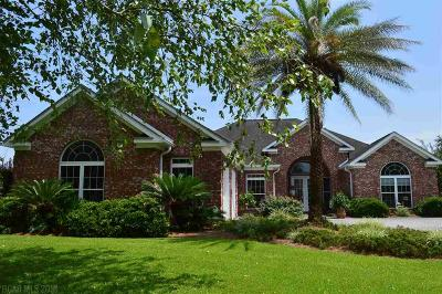 Gulf Shores Single Family Home For Sale: 700 Village Drive