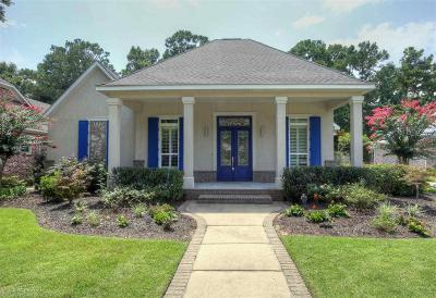 Fairhope Single Family Home For Sale: 6541 Willowbridge Drive