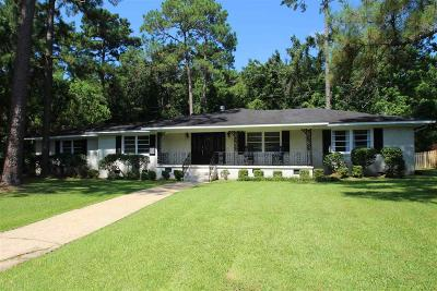 Mobile County Single Family Home For Sale: 38 Ashley Drive