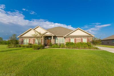 Gulf Shores Single Family Home For Sale: 4152 Augusta Drive