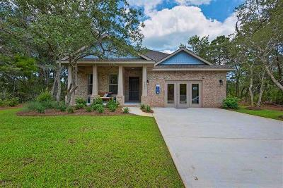 Gulf Shores Single Family Home For Sale: 7029 Stone Chase Ln