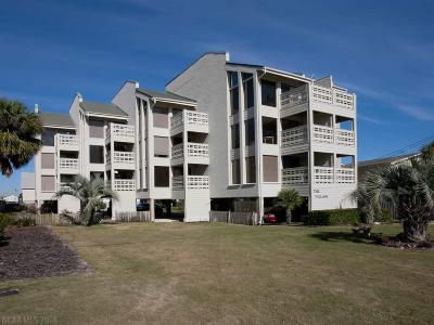 Gulf Shores Condo/Townhouse For Sale: 1144 W Beach Blvd #15D