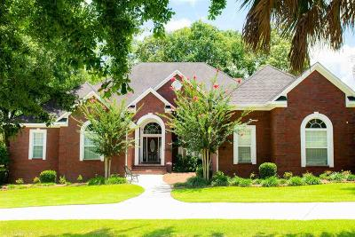 Mobile County Single Family Home For Sale: 7550 S Stonehedge Dr
