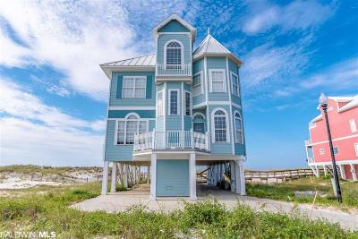 Gulf Shores Single Family Home For Sale: 221 Dune Drive