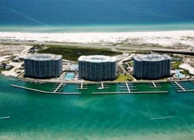 Orange Beach Condo/Townhouse For Sale: 28105 Perdido Beach Blvd #C-414