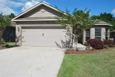 Daphne Single Family Home For Sale: 10686 Dunmore Drive