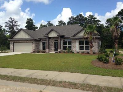 Gulf Shores Single Family Home For Sale: 1517 Sago Court