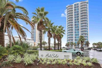 Gulf Shores Condo/Townhouse For Sale: 1920 W Beach Blvd #301