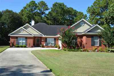 Daphne Single Family Home For Sale: 28609 Cherrywood Court