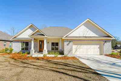 Fairhope Single Family Home For Sale: 21438 Roundhouse Road