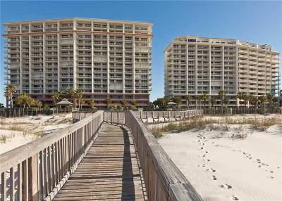 Gulf Shores Condo/Townhouse For Sale: 527 Beach Club Trail #C1410
