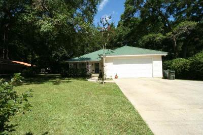 Magnolia Springs Single Family Home For Sale: 12148 Pecan Grove Street