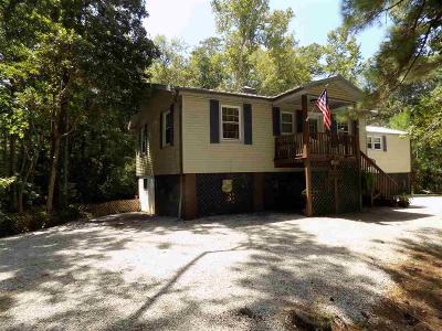 Foley Single Family Home For Sale: 11350 Weeks Bay Rd