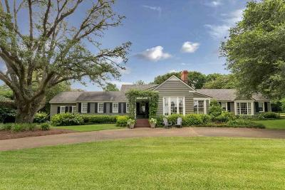 Mobile County Single Family Home For Sale: 20 Country Club Road