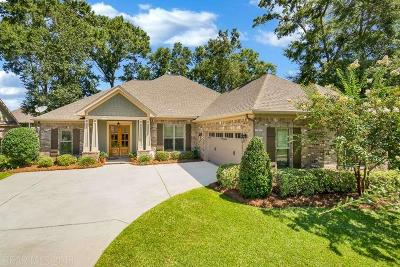 Fairhope Single Family Home For Sale: 515 Bartlett Avenue