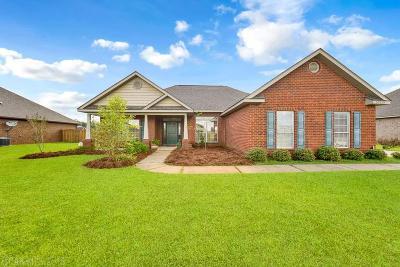 Daphne Single Family Home For Sale: 23930 Dublin Drive