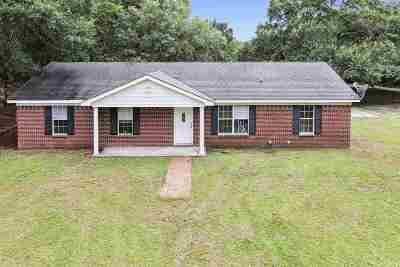 Foley Single Family Home For Sale: 12110 Kenner Road