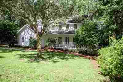 Fairhope Single Family Home For Sale: 16 Greenbrier Lane