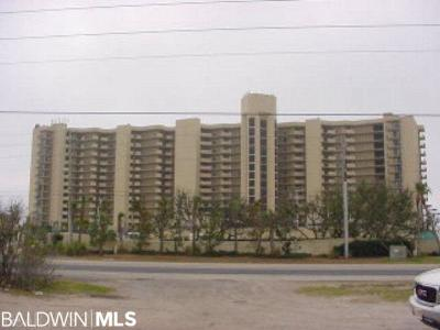 Orange Beach Condo/Townhouse For Sale: 24400 Perdido Beach Blvd #1104