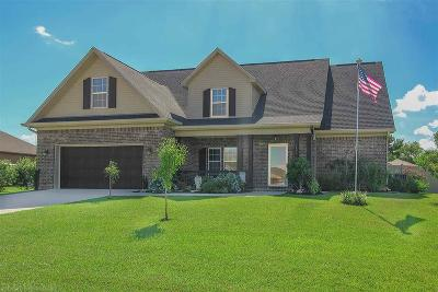 Foley Single Family Home For Sale: 14637 Troon Drive
