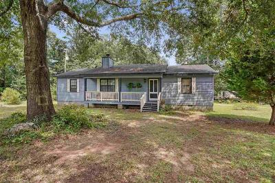 Daphne Single Family Home For Sale: 24810 E County Road 54