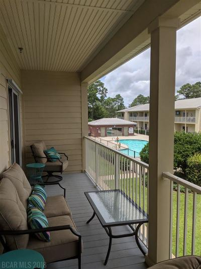 Gulf Shores Condo/Townhouse For Sale: 1701 E 1st Street #518