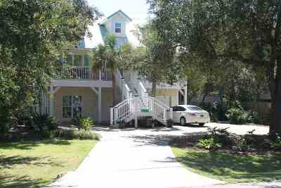 Gulf Shores Single Family Home For Sale: 17016 E Brigadoon Trail