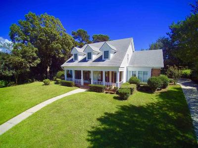 Gulf Shores Single Family Home For Sale: 603 Willow Point Ct