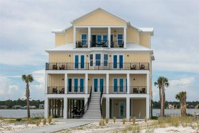 Orange Beach, Gulf Shores Single Family Home For Sale: 2512 W Beach Blvd