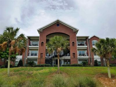 Gulf Shores Condo/Townhouse For Sale: 20050 E Oak Road #2612