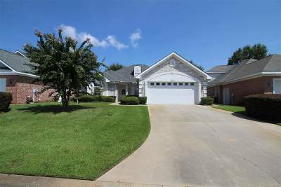 Foley Single Family Home For Sale: 22721 Inverness Way