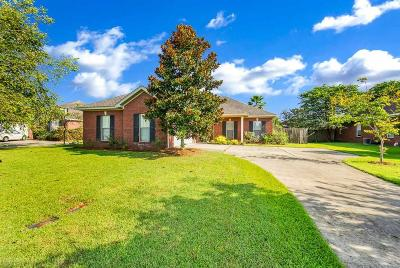 Daphne Single Family Home For Sale: 9405 Collier Loop