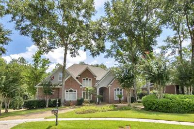 Mobile County Single Family Home For Sale: 2805 Churchbell Court