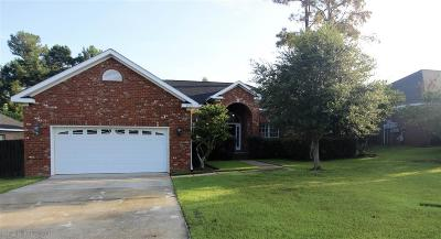 Daphne Single Family Home For Sale: 8365 Rocking Horse Circle