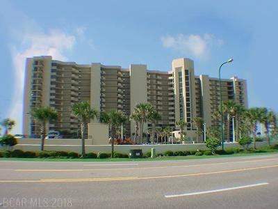 Gulf Shores, Orange Beach Condo/Townhouse For Sale: 26802 Perdido Beach Blvd #812