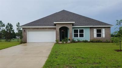 Gulf Shores Single Family Home For Sale: 2230 Hogan Dr