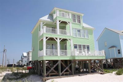 Gulf Shores Single Family Home For Sale: 280 S Boykin Court