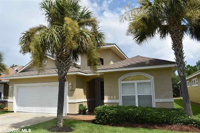 Orange Beach Single Family Home For Sale: 25321 Windward Lakes Ave