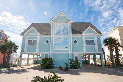 Gulf Shores Single Family Home For Sale: 2175 W Beach Blvd