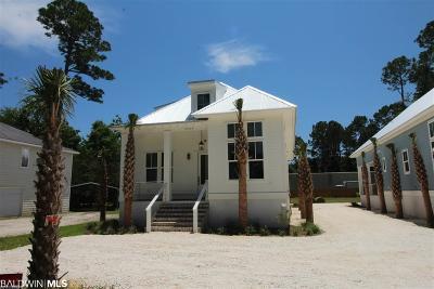 Gulf Shores, Orange Beach Single Family Home For Sale: 27514 Park Drive