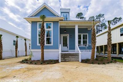 Gulf Shores, Orange Beach Single Family Home For Sale: 27510 Park Drive