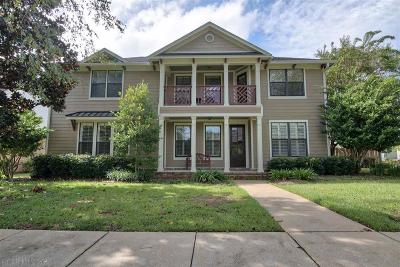 Daphne Single Family Home For Sale: 10460 Papas St